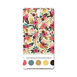 BLUEDIO Designer Printed Back case cover for Sony Xperia C5 - G2521
