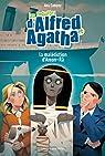 Les enquêtes d'Alfred et Agatha, Tome 07: La malédiction d'Amon-Râ par Campoy