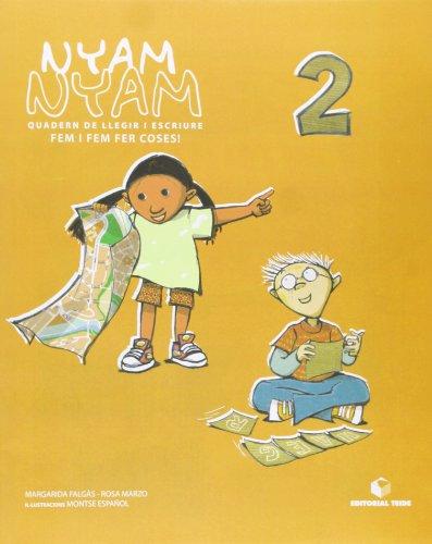 Nyam-Nyam. Quadern de llegir i escriure 02 - 9788430700400