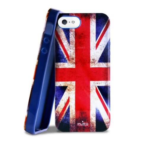 Puro IPC5CANADA1 Canada FLAG CASE iPhone 5 White UK