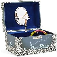 JewelKeeper - Rechteckige Spieluhr - Verschiedene Modelle zur Auswahl preisvergleich bei kleinkindspielzeugpreise.eu