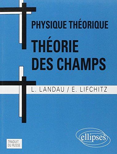 Physique Théorique : Théorie des Champs