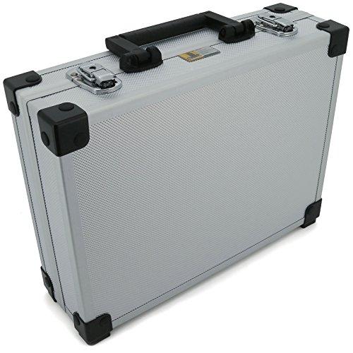 Aluminium Koffer Basic L38 Silber Typ 424150 - 4