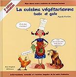 Telecharger Livres La cuisine vegetarienne facile et gaie (PDF,EPUB,MOBI) gratuits en Francaise