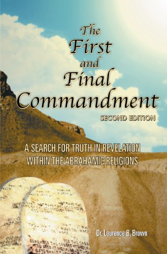 free kindle book The First and Final Commandment