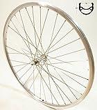 Exal 28 Zoll Laufrad Vorderrad Felge Exal TX 19 Alu Rad Fahrrad 7 Fach