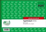 Sigel sd065/5días lohn libro a5horizontal, hojas, papel autocopiativo 5 unidades