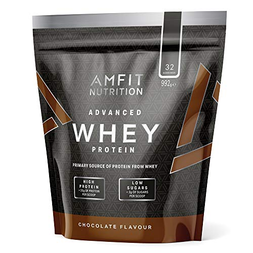 Amfit Nutrition Advanced Whey Protein 992 g - 5