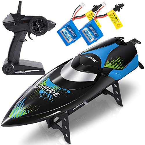 SGILE Ferngesteuertes Boot für Pool & Outdoor,