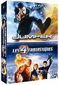 Jumper ; les 4 fantastiques [FR Import]