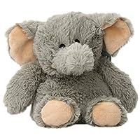 Warmies Cozy Plush Elephant microwavable Toy