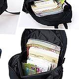 Mode Unisex Rucksäcke,BestShope BunterDreidimensionales Muster Groß Daypacks Schulrucksack Handtasche Beuteltasche Reisetasche Reißverschluss Taschen für Jugendliche Herren Damen Frauen Mädchen Kinder