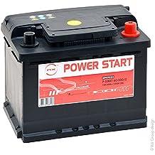 NX - Batería para coche P Start 60-500 12V 60Ah +D