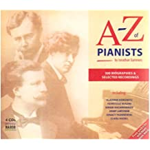 A-Z of Pianists