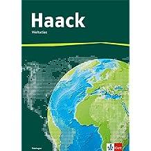 Der Haack Weltatlas. Ausgabe Thüringen Sekundarstufe I: Atlas Klasse 5-10