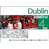 Dublin Popout Map: 4 Maps