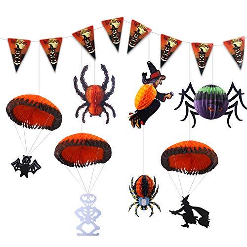 AZUNX Kreative Halloween Dekoration für Indoor/Outdoor Halloween Party Yard Dekorationen Decor