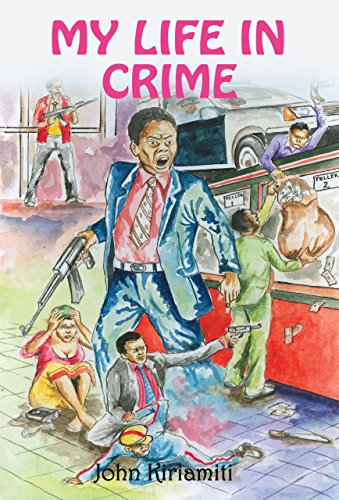 My Life in Crime (English Edition)