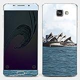 Samsung Galaxy A5 (2016) Case Skin Sticker aus Vinyl-Folie Aufkleber Sydney Australien Opera House