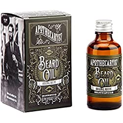 apothecary87 Beard Oil Original Recipe - bartöl (10ML)