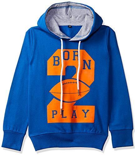 T2F Boys' Sweatshirt (BYS-SS-02_Multicolor_3-4 Years)