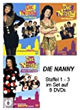 Die Nanny - Staffel 1-3 (9 DVDs)