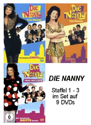 The Nanny Series 3