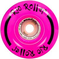 Rio Roller Light Up Wheels x4 Pink 54mm