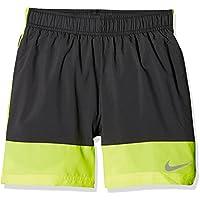Nike Ya Distance Pantalón Corto, Niños, Negro, M