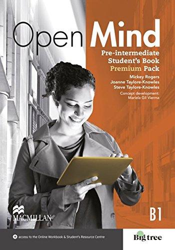 Open Mind. Pre-Intermediate British English edition: