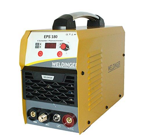 WELDINGER EPS 180 go Elektrodeninverter/Plasmaschneider 180/45 A