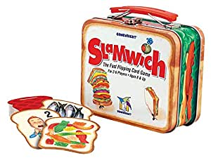 Gamewright Slamwich Collector'S Edition Tin Card Game - 1 Pack