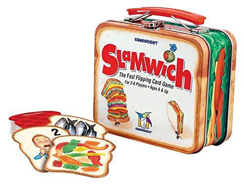Gamewright Slamwich Collector 's Edition Dose Spiel