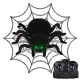 EisEyen Infrarot RC Ferngesteuerte Spinne Fernbedienung Spider Elektrische Fahrzeug Auto Spielzeug für Katze Hund Baby Kinder