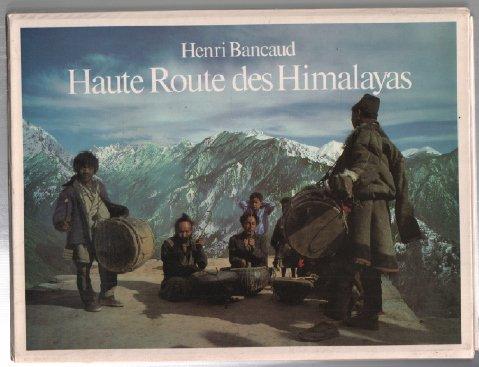 Haute route des Himalayas