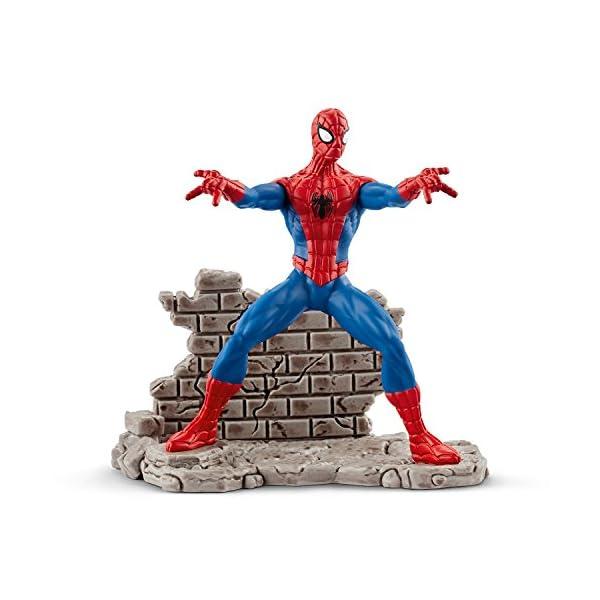 Schleich Marvel - Figura Spider-Man, 11,2 cm 1