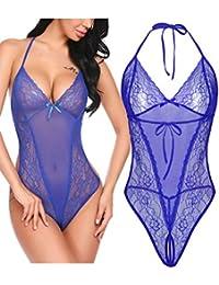 purchase cheap a5a6c 52283 Suchergebnis auf Amazon.de für: Blau - Dessous-Sets ...