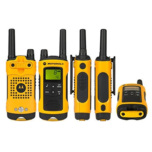 Motorola TLKR T80 Extreme two-way radio - PMR (Quad)