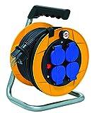 Brennenstuhl 1079281Baby Pro Elektrische Kabeltrommel IP4410m H07RN-F 3G1,5