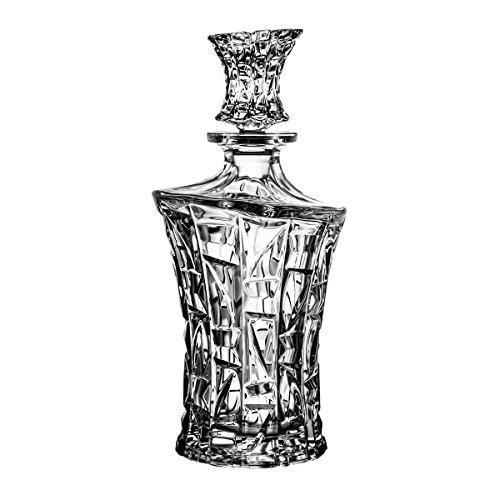 Crystelle aljulia 05309 Carafe, Cristal, 700 ML, 13 x 13 x 28 cm