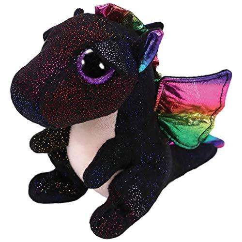 """Beanie Boo Dragon - Anora - Black - 24cm 9"""""""