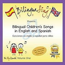 Canciones infantiles para bebés y niños en inglés   CD para aprender el inglés [Audio CD] BilinguaSing PREMIADO CD DE IDIOMAS