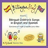 'Wir singen spanisch 1' CD Englisch & Spanisch Zweisprachige Musik für Kinder | Englisch-spanisch lernen kinder cd | BILINGUASING