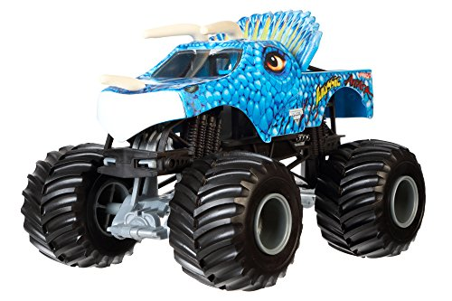 Hot Wheels Monster Jam 1:24 Scale Jurassic Attack Vehicle by Hot Wheels