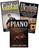 Music: The Ultimate 3 in 1 Music Box Set: Book 1: Piano + Book 2: Guitar + Book 3: Ukulele (Piano - Guitar - Ukulele - Piano for Beginners - Guitar for ... - Ukulele for Beginners ( Music Box Set))