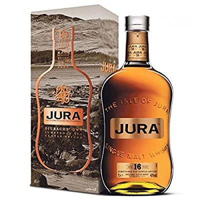 Jura 16 YO Diurach's Own (with case) 1l