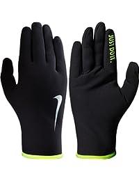 promo code c9721 f4f9a Nike Herren Lightweight Rival 2.0 Handschuhe SchwarzNeongelb XL