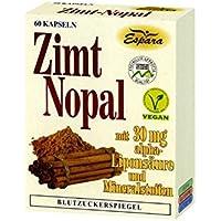 Espara Zimt Nopal Kapseln 60St. preisvergleich bei billige-tabletten.eu
