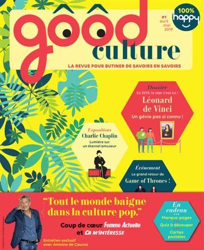 Good Culture - numéro 1 par Collectif