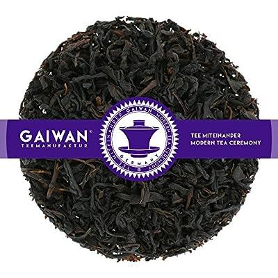 """N° 1285: Thé noir""""Mild Whiskey"""" - feuilles de thé - GAIWAN GERMANY - thé noir d'Inde, Chine"""